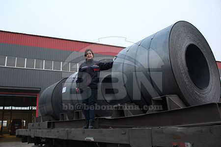 Price of hot rolled steel coil in China market on June 19