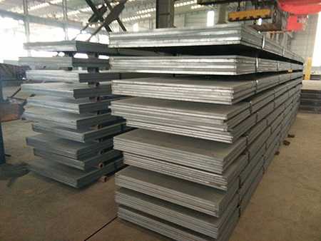 Weather resistant steel plate ASTM A588 steel properties