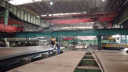 It is expected that API 5L X42 PSL1 carbon steel plate price will remain consolidating tomorrow
