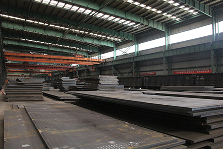 EN10025-2 S355J2 Carbon Structural Steel Plate Data Sheet