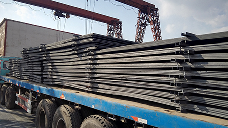 Hot rolled ST37-2 mild carton steel plate