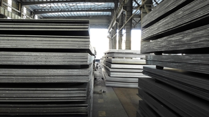 DNV GL grade A marine engineering steel plate