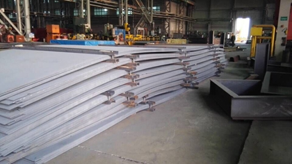 ABS AH36 high strength structural steel plate
