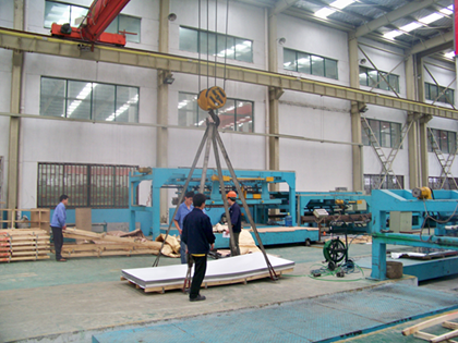 Top supplier and exporter of ASTM A240 316L steel plate
