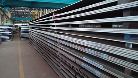 A709 Grade 50 steel plate is high strength low alloy steel