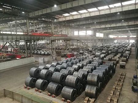 Price of JIS G3125 SPA-H corten steel coil in China market on June 13