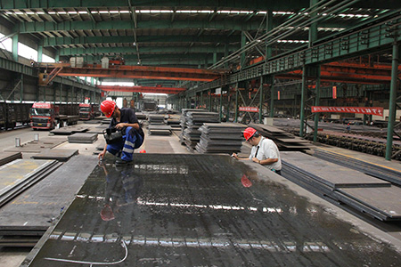 Boiler steel plate P265GH chemical composition