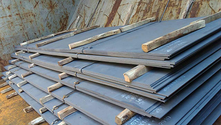 EN 1.0553 structural steel S355J0 chemical composition