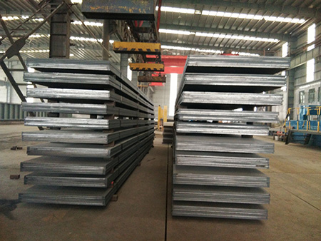 EN standard carbon steel S235JR properties