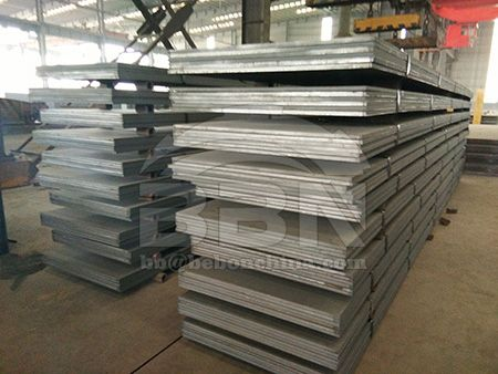 Prices of DIN HII boiler steel plate in China market on June 27
