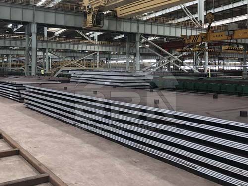 The price of API 5L X52 PSL1 steel plate may be weak and consolidate in the short-term