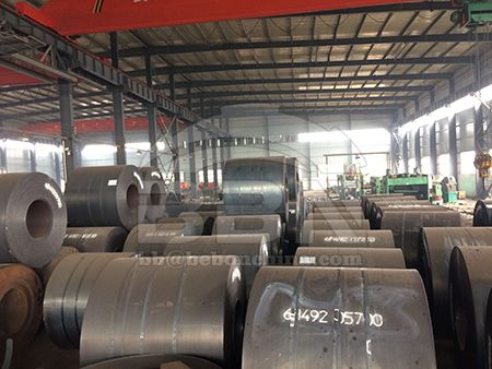 Price of ABS grade B steel coil in China market on June 21