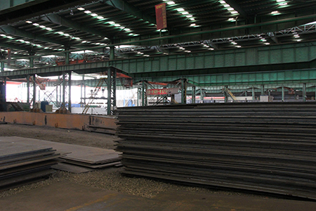ASTM A537 CL1 steel plate