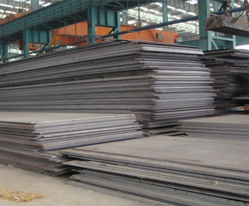 High Yield strength steel plate