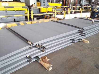 ASTM A131 marine grade DH32 shipbuilding and offshore steel plates