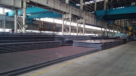 ASTM A242 Type 2 structural corten steel plates