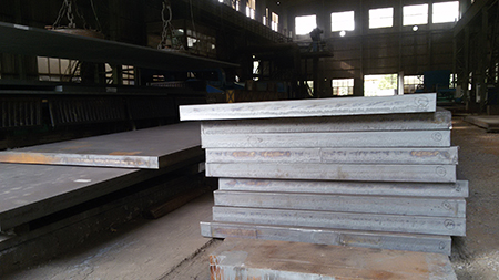 C45K carbon alloy steel plate under UNE 36011