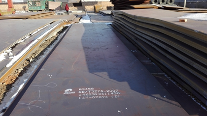 GB/T1591 GB/T3274 Q345B low alloy high strength steel plates