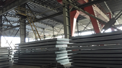 GB/T 11251 35CrMnSiA hot rolled structure steel plates