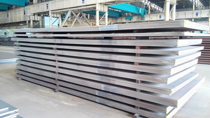 GB/T 11251 40Cr hot rolled structure steel plates
