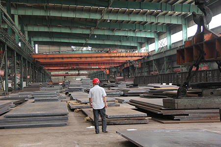 GB/T 11251 12Cr1MoV alloy steel plate