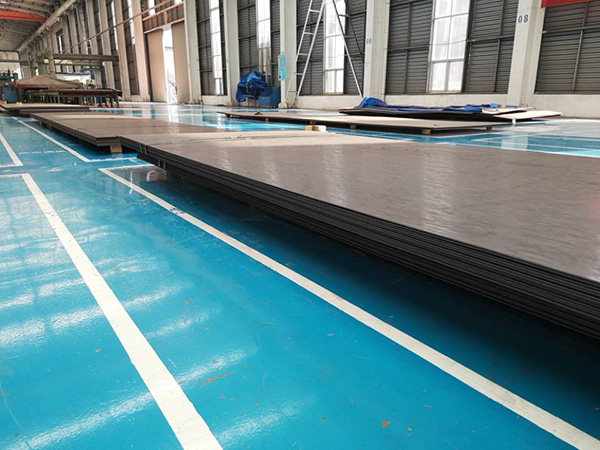 BP series BP500 protection steel plate sheet