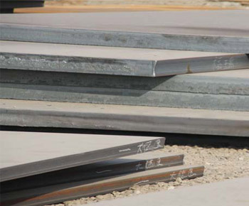 JIS SS 490 hot rolled carbon steel plate