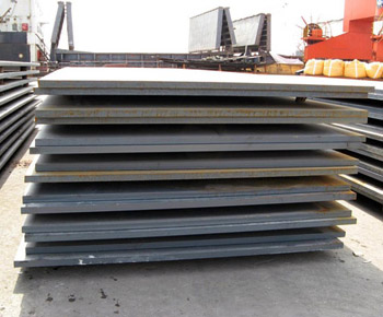SM490C Hot Rolled Steel Plate for Welded Structure