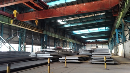 JIS G3106 SM570 high strength steel plates for welding structure use