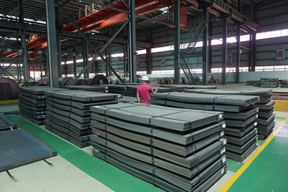 JIS G 3116 SG295 gas cylinder steel coils/sheets