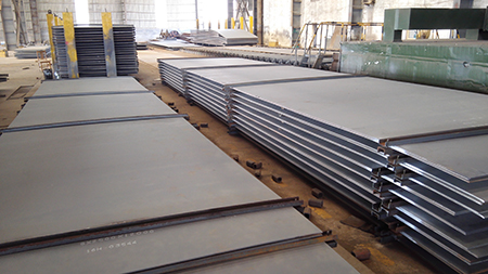 JIS G3101 SS400 carbon structural steel plate